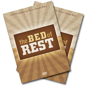 Bed of Rest CD/DVD Sermon