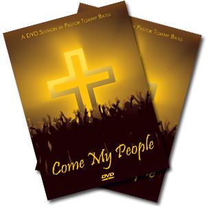 Come, My People CD/DVD Sermon