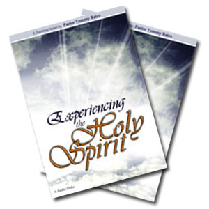 Experiencing the Holy Spirit Sermon CDs