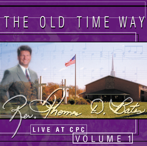 The Old Time Way CD