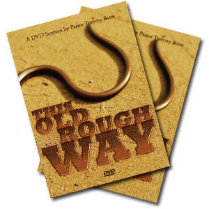 This Old Rough Way CD/DVD Sermon