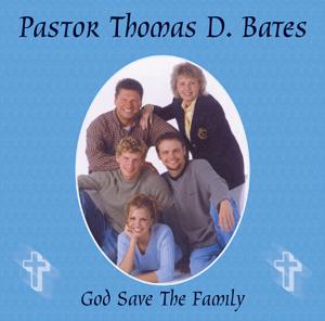 God Save the Family CD