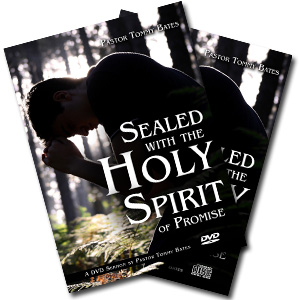 Sealed with the Holy Spirit CD/DVD Sermon