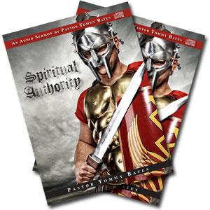 Spiritual Authority CD/DVD Sermon
