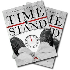 Time to Stand CD/DVD Sermon