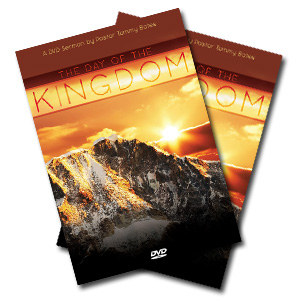 The Day of the Kingdom CD/DVD