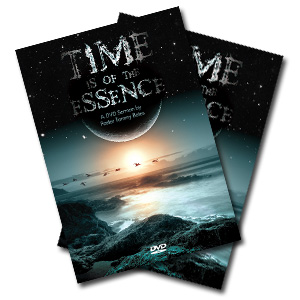 Time is of the Essence CD/DVD Sermon