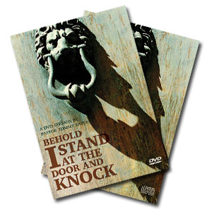 Behold I Stand at the Door and Knock CD/DVD